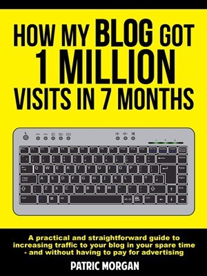 How My Blog Got 1 Million Visits In 7 Months