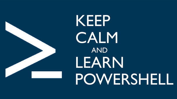 install IIS and websites with powershell