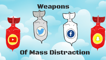The 4 Ds of social media warfare