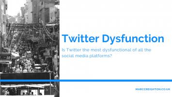 Twitter Dysfunction