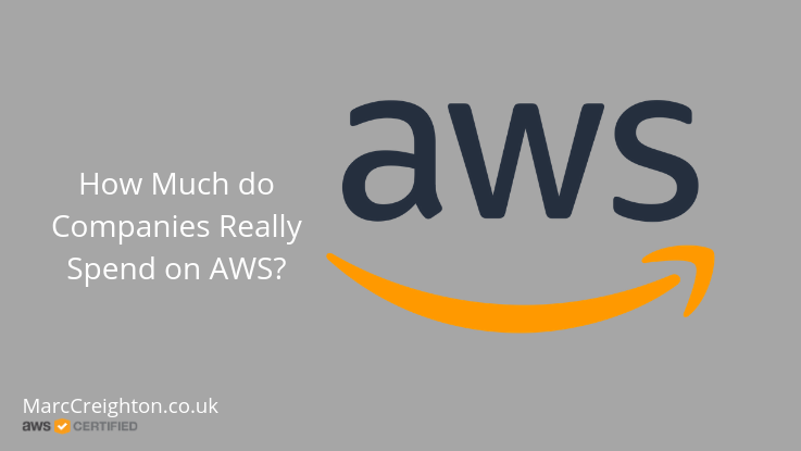 Cloud costs AWS