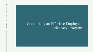 Employee advocacy program header